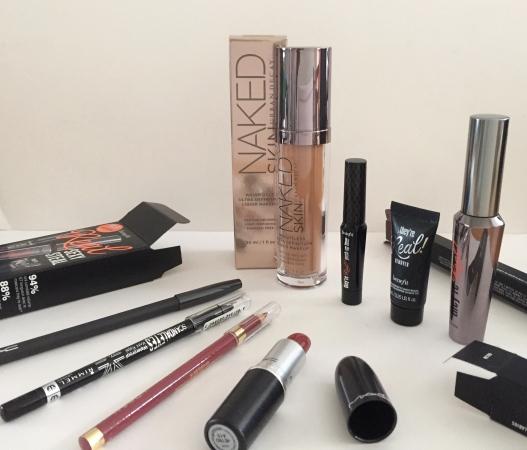 Makeup haul (4)
