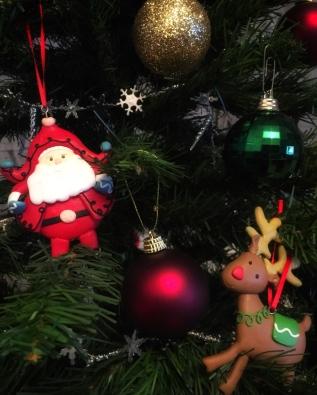 Christmas Trimakeup 2